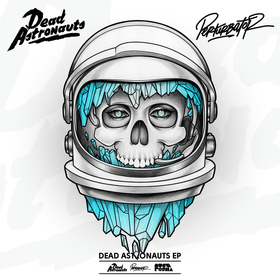 Dead Astronauts EP by j3concepts
