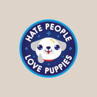Hate People, Love Puppies