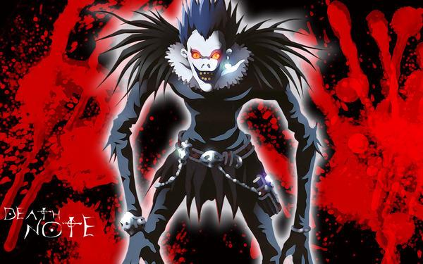 Death Note WallPaper Ryuk by frey84 on DeviantArt