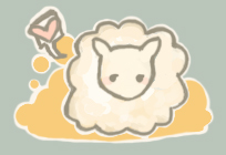 sheep love by shipuku