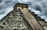 Cichen Itza - Mayan Temple