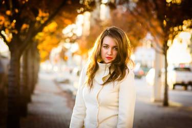 Fall Fashion Portrait by Ark-Angel114