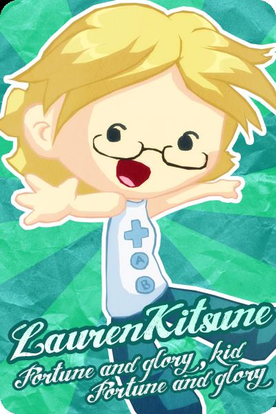 LaurenKitsune's Profile Picture