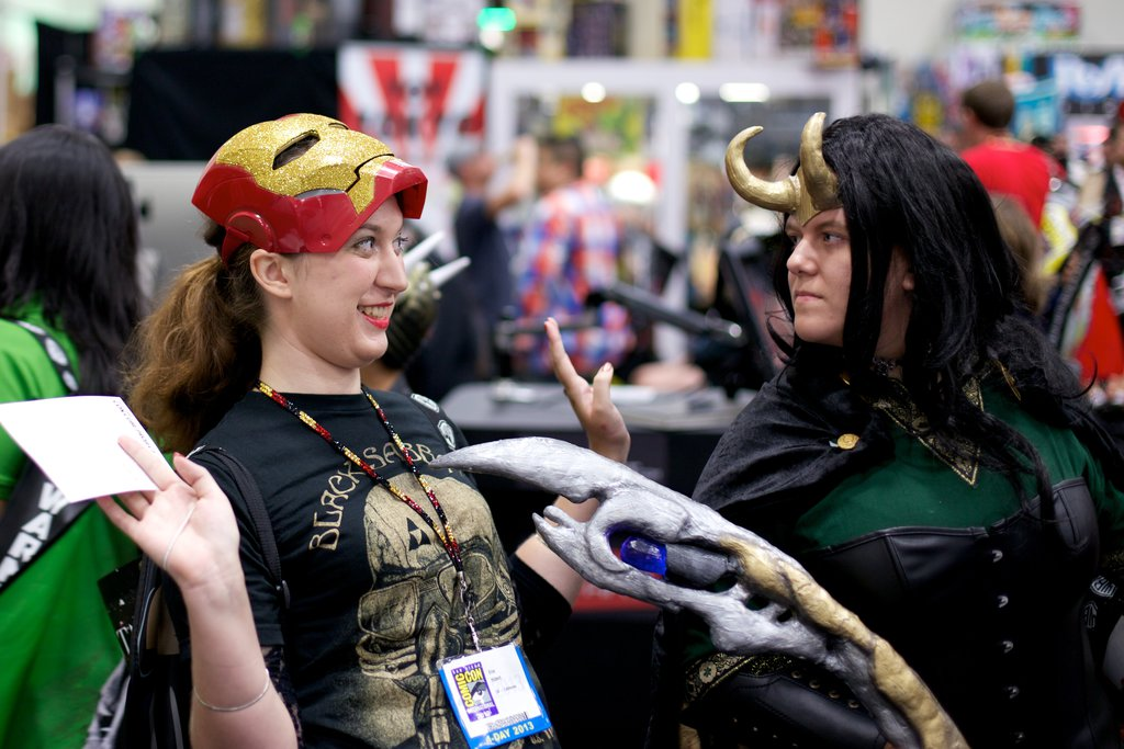 Loki by LaurenKitsune