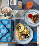 Breakfast and a Book