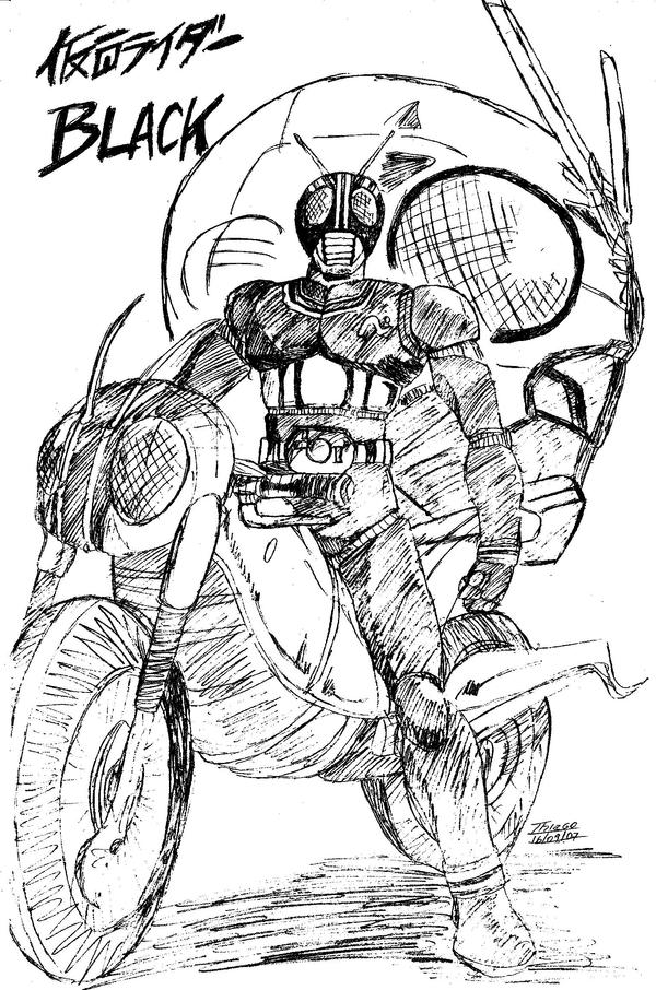 kamen rider coloring pages - photo#39
