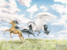 Come Fly With Me by Aryenne