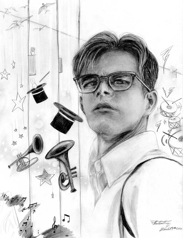 Tom Ripley by KeyPassions