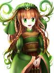 Matilda - Legend of Mana by KeyPassions