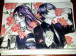 Rize and Tsukiyama