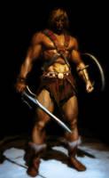 MOTUC He Man by AldgerRelpa