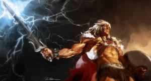 King Grayskull by AldgerRelpa