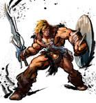 Street He-Man Fighter