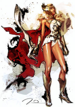 Urban Warrior She-Ra