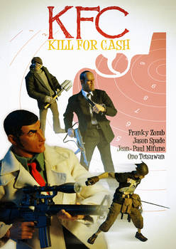 Kill For Cash  - Movie Poster