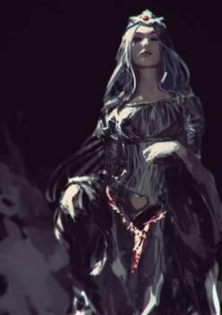 Lady Lafresia Fan art