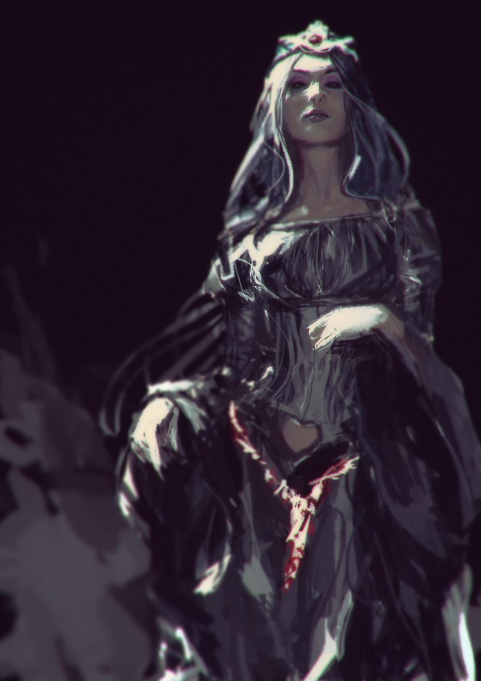 Lady Lafresia Fan art by AldgerRelpa