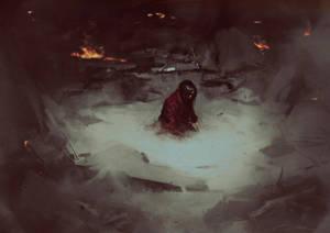 Super Komrad Girl - Ashes