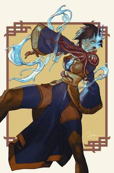 Intertwined - Pin Up - Lady Xia