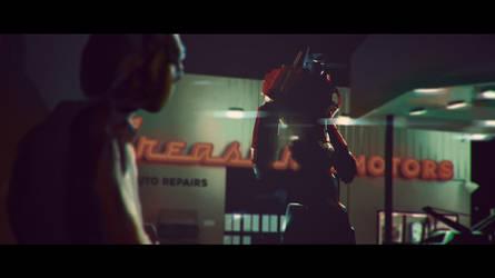 Transformers G1 Movie Still by AldgerRelpa