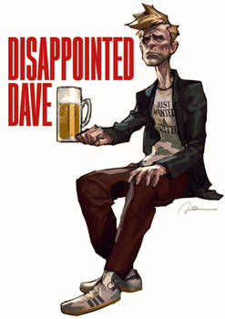 Disappointed Dave 00