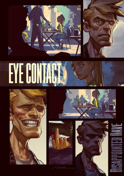 Disappointed Dave 01 - Eye Contact