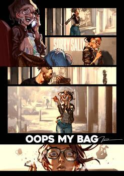 Sorry Sally 01 - Oops My Bag