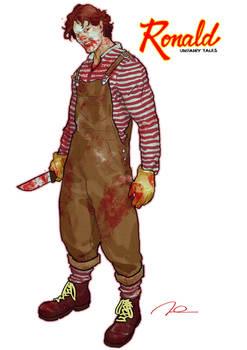 Unfairy Tales - Ronald
