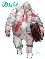Unfairy Tales - Michelin Man