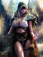 Brigand empress 2 by Yayashin