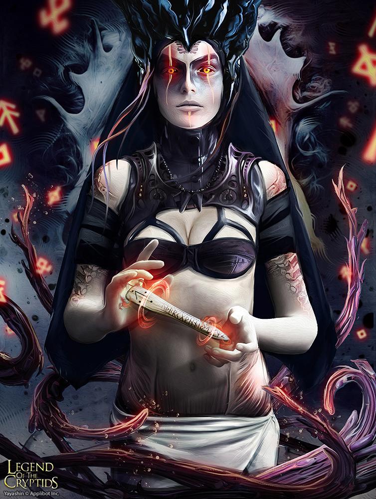 Goddess of Destiny 2 by Yayashin on DeviantArt