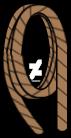 Kisekae 2 Prop: Coiled-up Rope by MistressSvedka