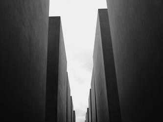 Holocaust Memorial by JonathanMH