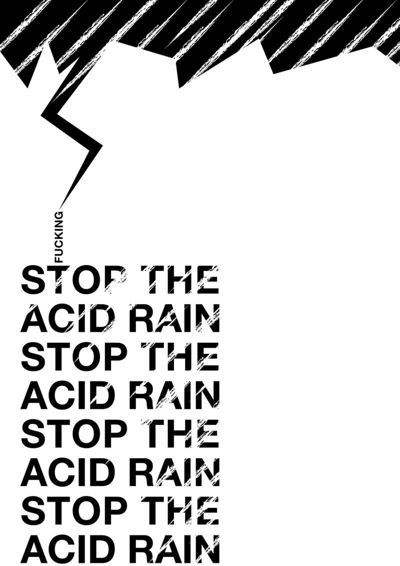 acid rain by JonathanMH