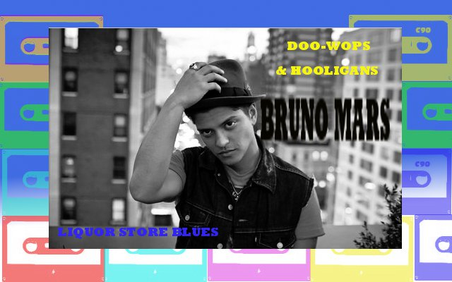 BRUNO MARS WALLPAPER By Artistcitizen On DeviantART