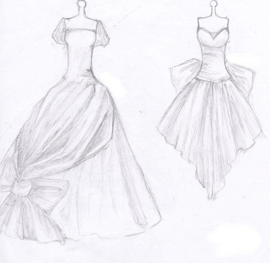 dress drawing designs wwwimgkidcom the image kid has it