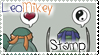 LeoMikey Stamp by NaruButt