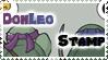 DonLeo Stamp by NaruButt