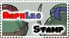 RaphLeo Stamp by NaruButt
