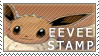 Eevee Stamp by NaruButt