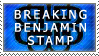 Breaking Benjamin Stamp by NaruButt
