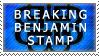 Breaking Benjamin Stamp by NaruButt