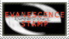 Evanescence Stamp by NaruButt