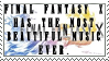 FFX Stamp by NaruButt