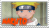 Naruto Stamp by NaruButt