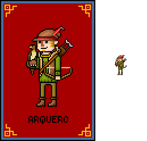 arquero by TheKraka