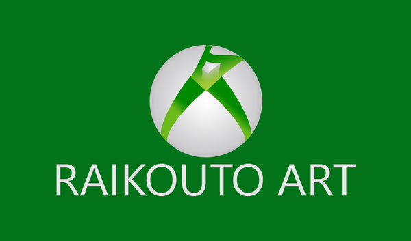 D Line Drawings Xbox One : Raikouto art xbox one logo by on deviantart