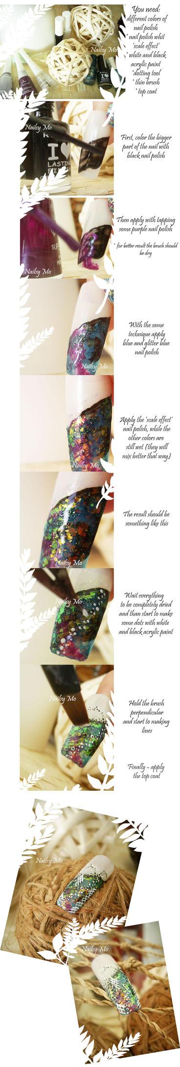 nail art tutorial by NailsyMo