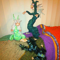 Three Witches by LINDALAYLINDALAY