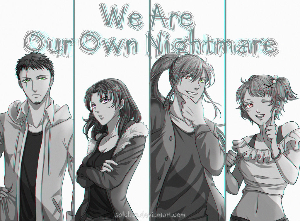 nightmare squad by Solchan